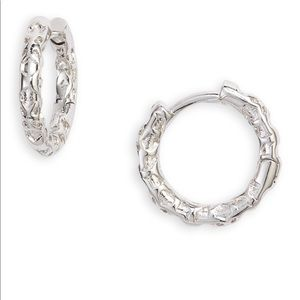 *NWT* Kendra Scott Maggie Huggie Earrings